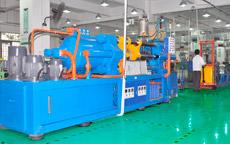 450T自动化高效挤压机